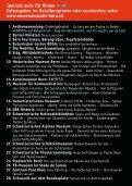Info-Zentrum, 5 Bundeshaus, 11 Käfigturm - Museumsnacht Bern - Seite 2