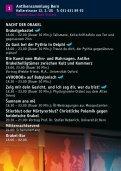 Info-Zentrum, 5 Bundeshaus, 11 Käfigturm - Museumsnacht Bern - Seite 4