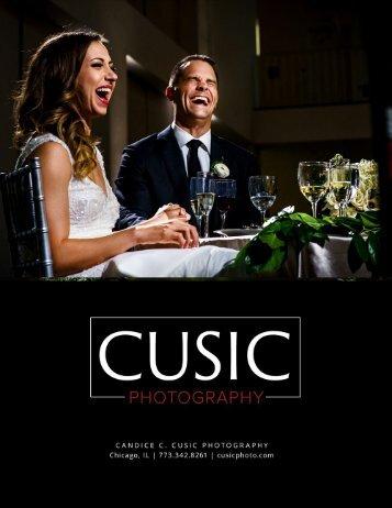 Candice Cusic Wedding Photography