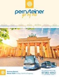 Pernsteiner Reisen - Sommer/Herbst Reisen 2016 mit Bus, Schiff & Flugzeug