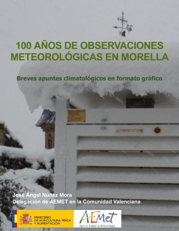 METEOROLÓGICAS EN MORELLA