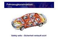 Fahrzeugkonstruktion - bei der Freiwilligen Feuerwehr Bindsachsen!