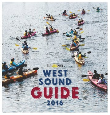 West Sound Guide 2016