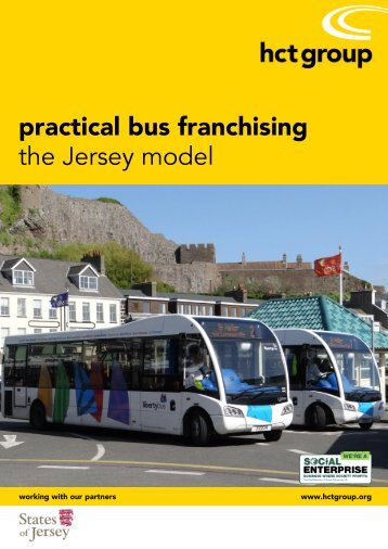 practical bus franchising the Jersey model