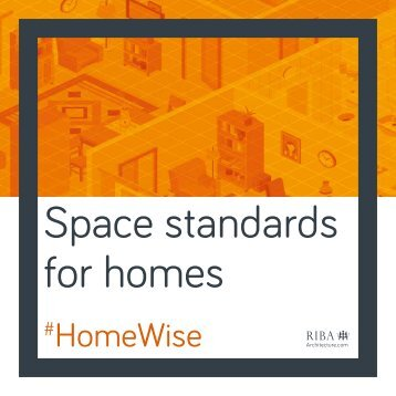Space standards for homes