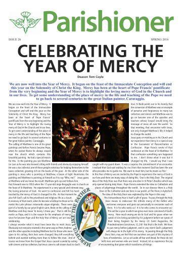 The Parishioner - Edition 26|Spring 2016