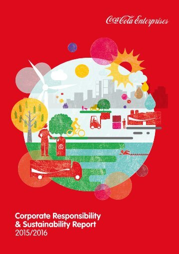 Corporate Responsibility & Sustainability Report 2015/2016