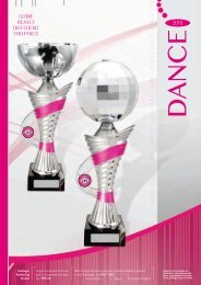 Some Really Different Trophies - Dance 2016