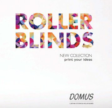Roller Blinds New Collection