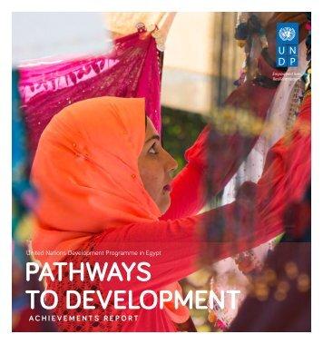 Pathways to development