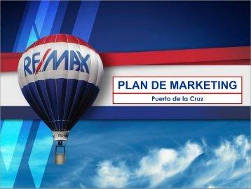 Plan de Marketing Edif. Jardines del Mar