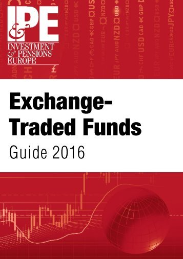Exchange- Traded Funds