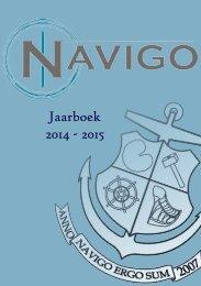 Navigo 2014 - 2015