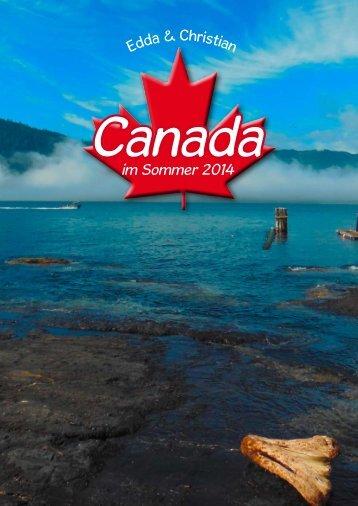 Fotobuch Canada 2014
