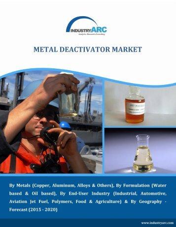 Metal Deactivator