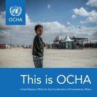 This is OCHA