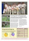 Shotokan Dojo Jena- Vereinszeitung 01-2016 - Page 2