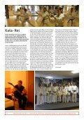 Shotokan Dojo Jena- Vereinszeitung 01-2016 - Page 6