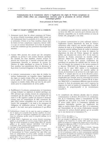 Communication - EUR-Lex - Europa