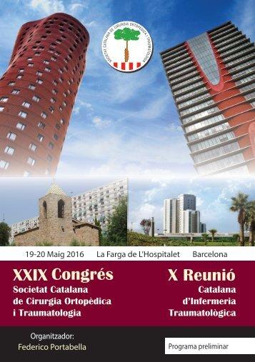XXIX Congrés X Reunió