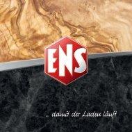 Ernst Nestler & Söhne Store-Design F