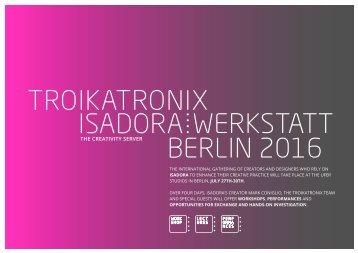 troikatronix isadora werkstatt berlin 2016