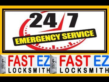 Locksmith Service In Canyon
