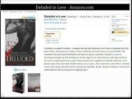 Deluded in Love - Amazon.com