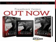 Deluded in Love Paperback – Large Print - Amazon