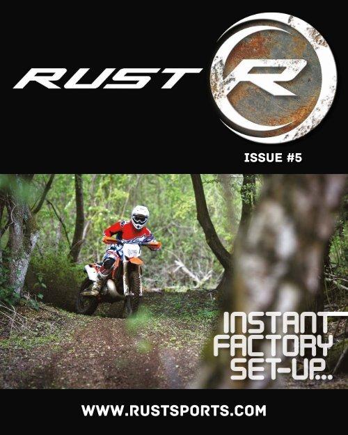 RUST magazine: Rust#5