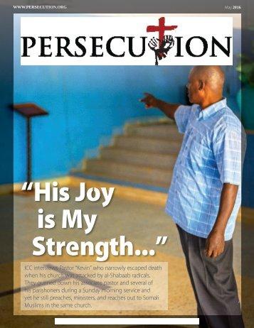 """""""His Joy is My Strength..."""""""