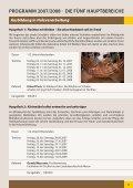 Winterschule Ulten - Kursprogramm 2007/2008 - Seite 5