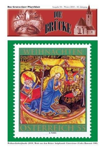 Setz ein Zeichen - Pfarre Gratwein und Maria-Straßengel