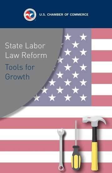 State Labor Law Reform Tools for Growth