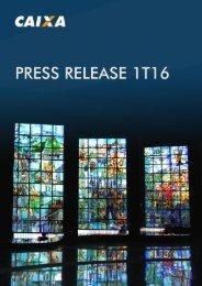 Press Release 1T16