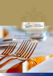 Gerstner Catering Broschure