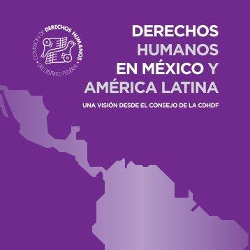 DERECHOS HUMANOS EN MÉXICO Y AMÉRICA LATINA