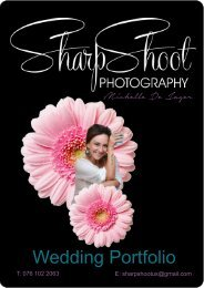 Sharp Shoot Photography Magazine