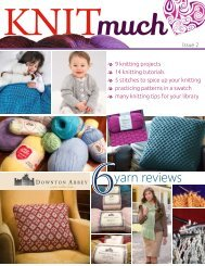 KNITmuch | Issue 02