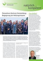 TrV_Paracelsus-Spital_Info-Bulletin_Nr_28