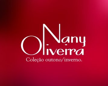 catálogo nany oliveira