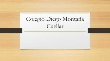 Colegio Diego Montaña Cuellar   juegos olimpicos