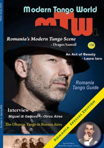 Modern Tango World #4 (Bucharest, Romania)