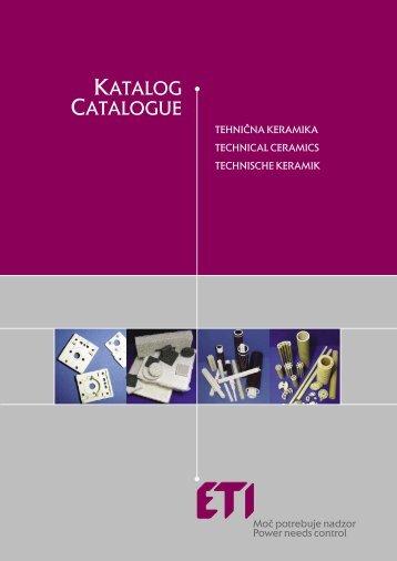 Technische keramik - Eti