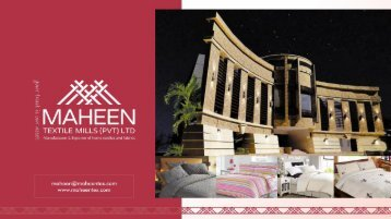 Maheen-Company Profile