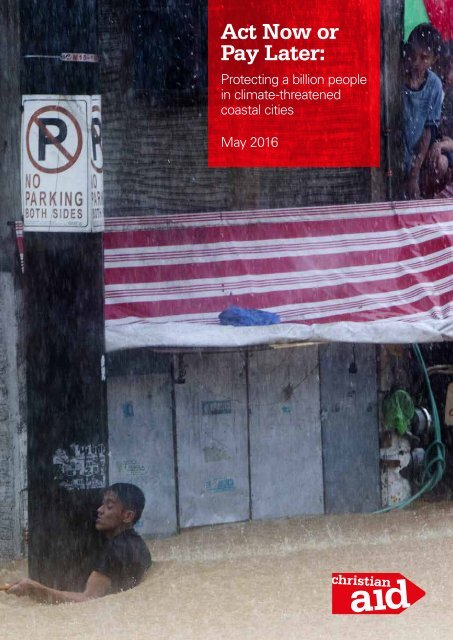 Act Now or Pay Later