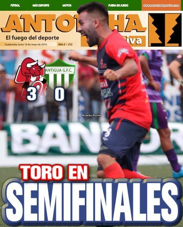 Antorcha Deportiva 212