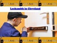 Locksmith in Cleveland