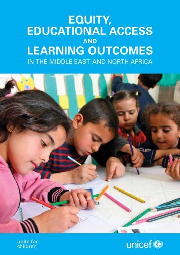 EQUITY EDUCATIONAL ACCESS LEARNING OUTCOMES