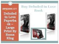 Buy Deluded in Love Book